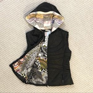 Missoni Quilted Vest size 6